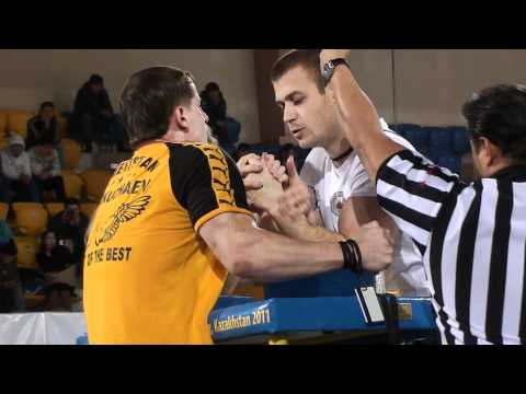 World Armwrestling Championship 2011 - Stefan Lengarov vs Do