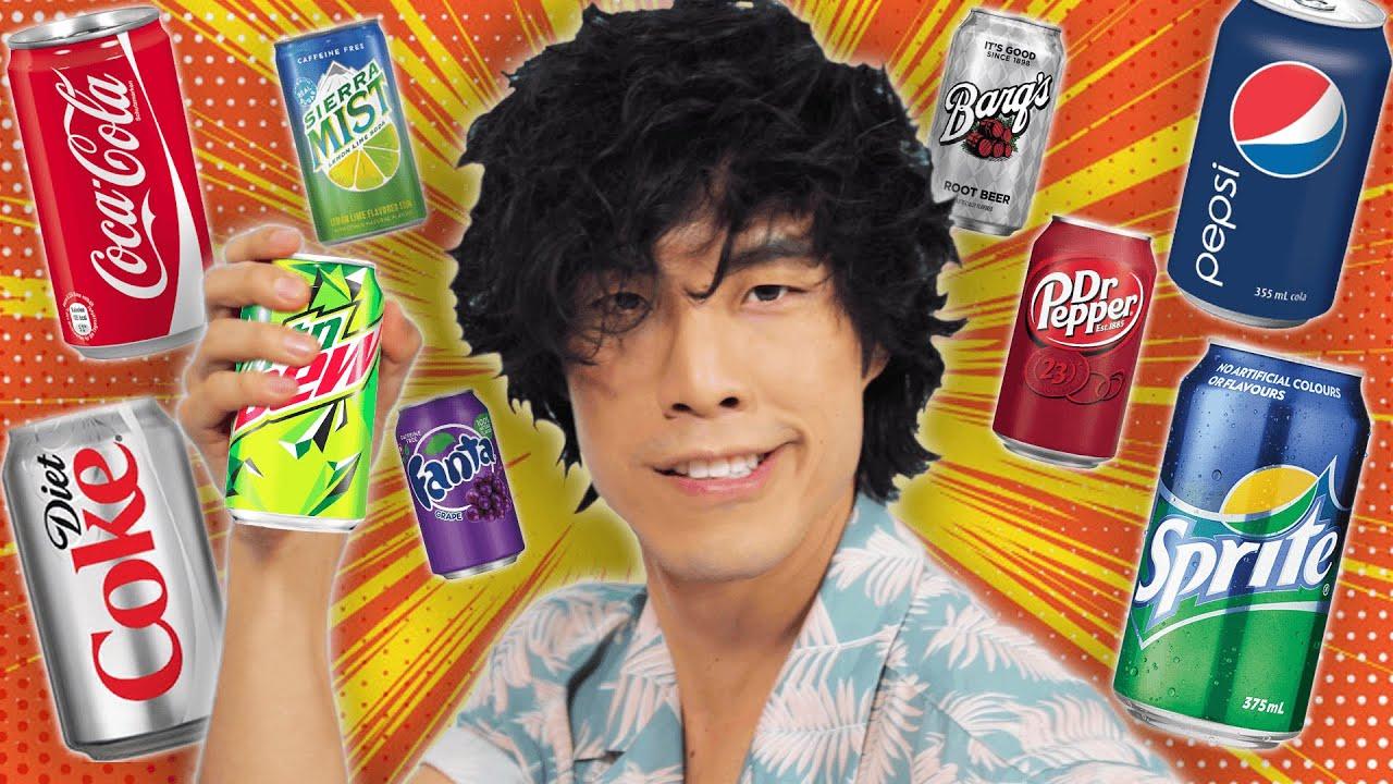 Download Eugene Ranks Every Popular Soda