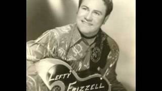 Lefty Frizzell - Just Cant Live That Fast YouTube Videos