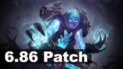 6.86 Dota 2 - New Patch Biggest Changes