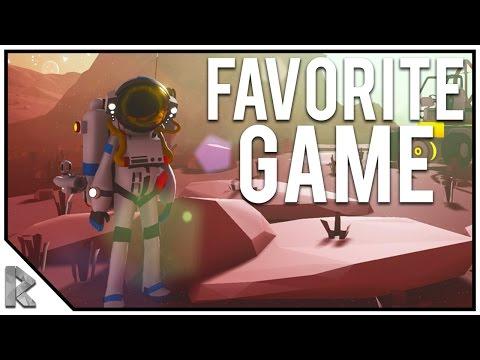 ASTRONEER! MY NEW FAVORITE GAME! - Astroneer #1 (Astroneer Alpha Gameplay)