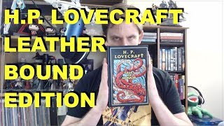 H.P. Lovecraft - Tales of Horror Leather-bound Canterbury Classics Review