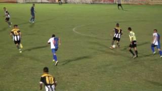 Esporte X Aliança - 2º Gol Aliança 2x0