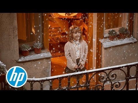 Create Wonder in Your World | Reinvent Giving | HP