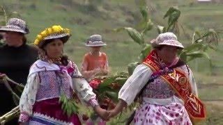 """""""La danza del wititi del valle del Colca"""" (Perú)"""