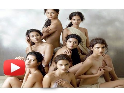 Womens naked water polo
