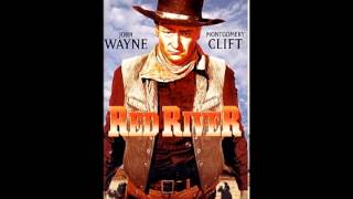 Red River OST - Track 12 - The Drive Moves North