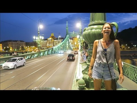 BEAUTIFUL BUDAPEST | Kara's Vlog Takeover
