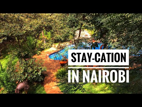 STAY-CATION IN NAIROBI | DATES ON A BUDGET