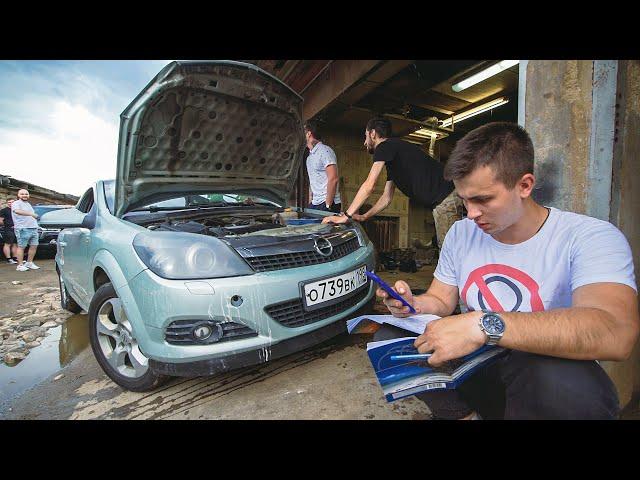 Бизнес в гараже - делаем бабки - Мастерская Синдиката
