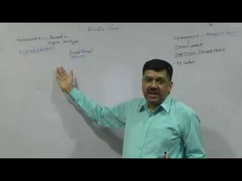Introduction to Schools of Hindu Law