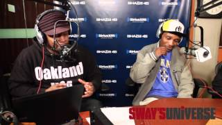 Del The Funky Homosapien & Ladybug Mecca Freestyle On Sway In The Morning | Sway's Universe