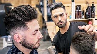 BIG VOLUME POMPADOUR | Men's Hair Inspiration 2018