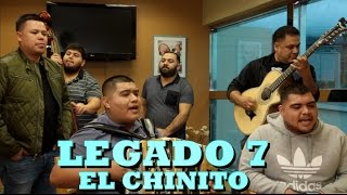 LEGADO 7 - EL CHINITO (Versión Pepe