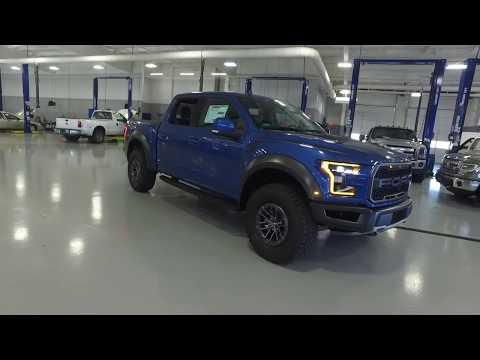 2019 Ford F150 Raptor: NEW Live Valve Shocks and Wheels!