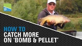 'HOW TO' catch more fish on the 'Bomb and Pellet'