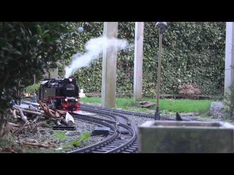 LGB HSB Lok, ZIMO decoder, USA Trains Smoke Generator