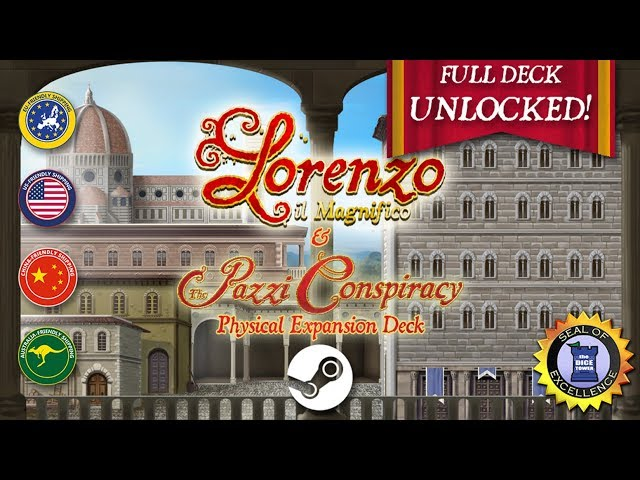 Lorenzo Il Magnifico - Edizione Digitale [Early Access]