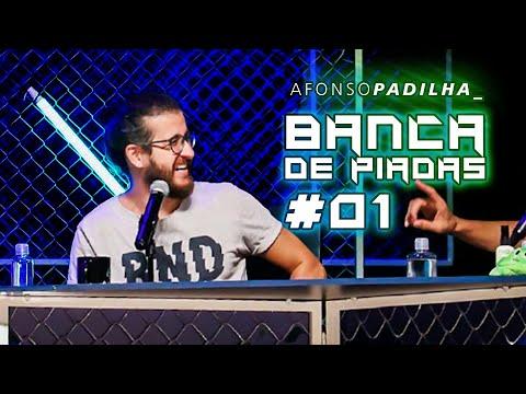AFONSO PADILHA -  eu na BANCA DE PIADAS