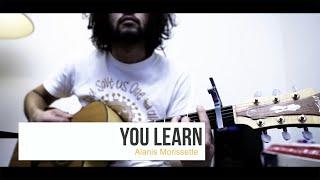 Alanis morissette - you learn guitar ...