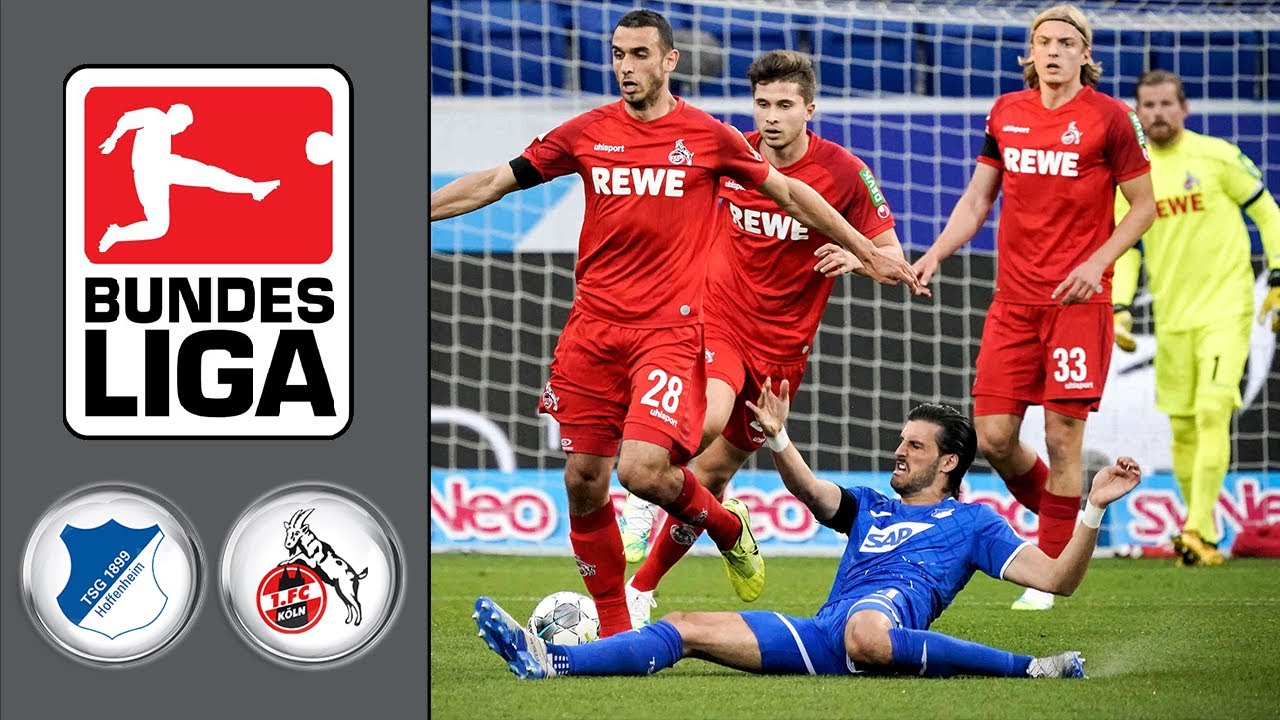 Hoffenheim Vs Köln