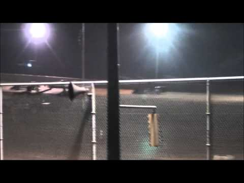 Late Model Feature From Ohio Valley Speedway, 9/7/13.