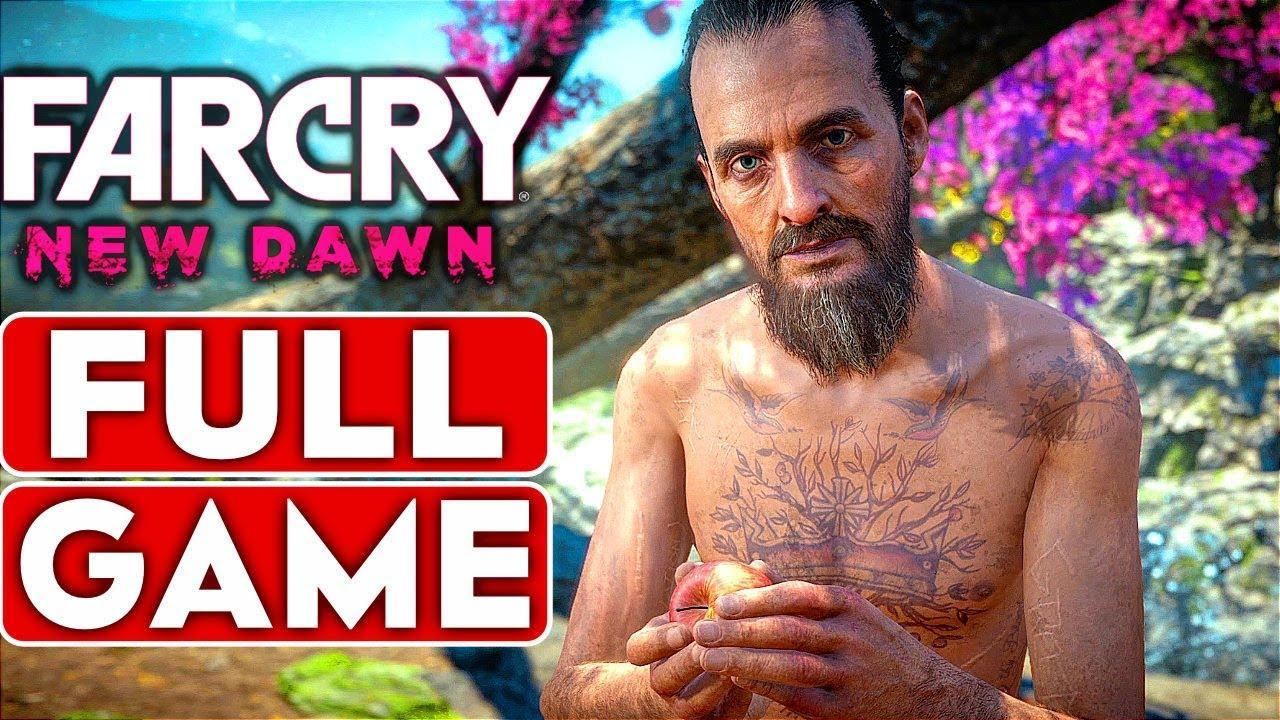 FAR CRY NEW DAWN Gameplay Walkthrough Teil 1 VOLLES SPIEL [1080p HD 60FPS PC] - Kein Kommentar + video