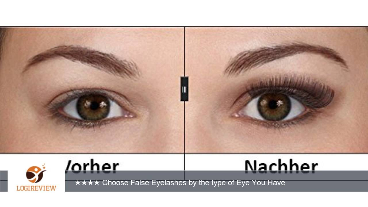 7ceeaba062a Ardell 107 Natural Lash, Black | Review/Test - YouTube