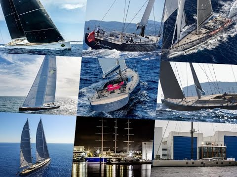 Top 10 Sailing Yacht Launches Of 2016 Sailing Yachts For Sale Sailing Yacht A Interior