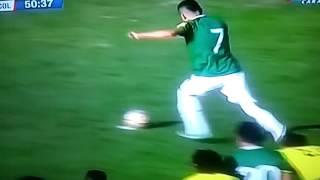 El 2-1 entre Colombia vs Bolivia el 24 de marzo de 2016