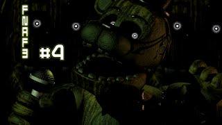 Let's Play Five Nights at Freddy's 3 Deutsch #4 - Hallo, Freddy! [Nacht 3]