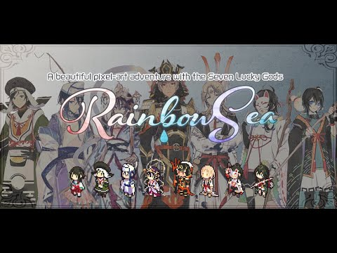 [Official] Pixelart ADV with Seven Lucky Gods Rainbow Sea Trailer [iOS/Android]