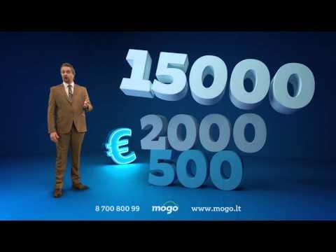mogo.lt commercial February 2015
