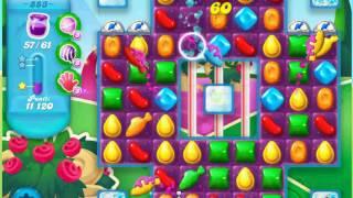 Candy Crush Soda Saga Livello 883 Level 883
