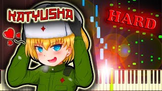KATYUSHA - Piano Tutorial