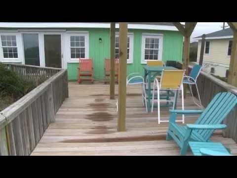 Oceanfront Rentals Topsail Beach Nc