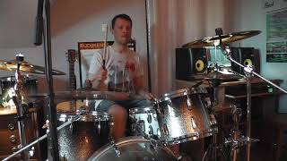 SHINE - Riverside - Drum Cover