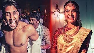 50 Best Moments from Samantha - Naga Chaitanya Wedding!   HD Video