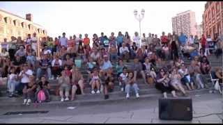 Callejeros en Mar del Plata
