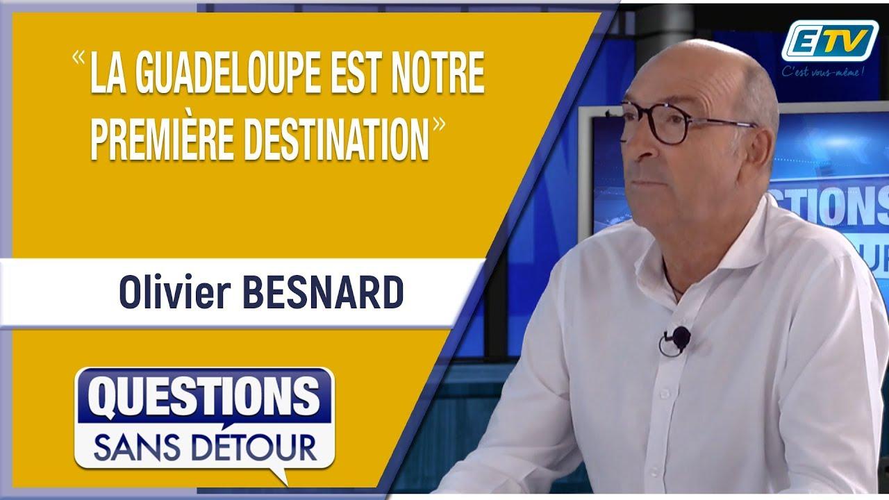 Questions Sans Détour avec Olivier BESNARD