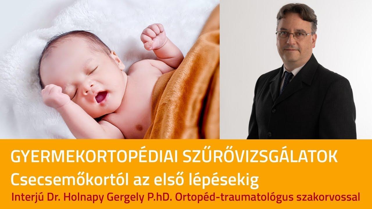 gyermek ortopédia budapest
