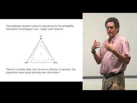 Biology as Information Dynamics - John Baez