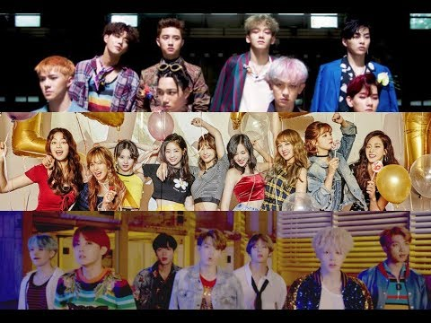 TWICE, EXO, and BTS to perform at the '2018 Pyeongchang Winter Olympics D 100 Concert'