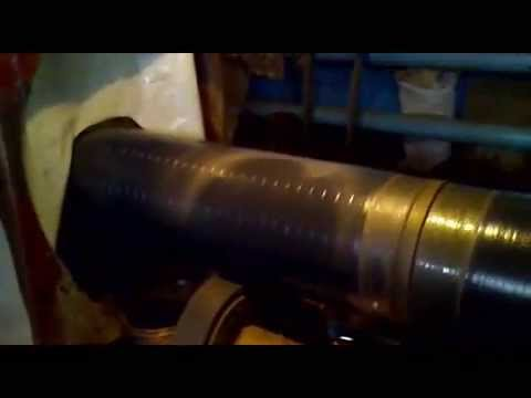 Изготовление труб в ППУ и ВУС изоляции.