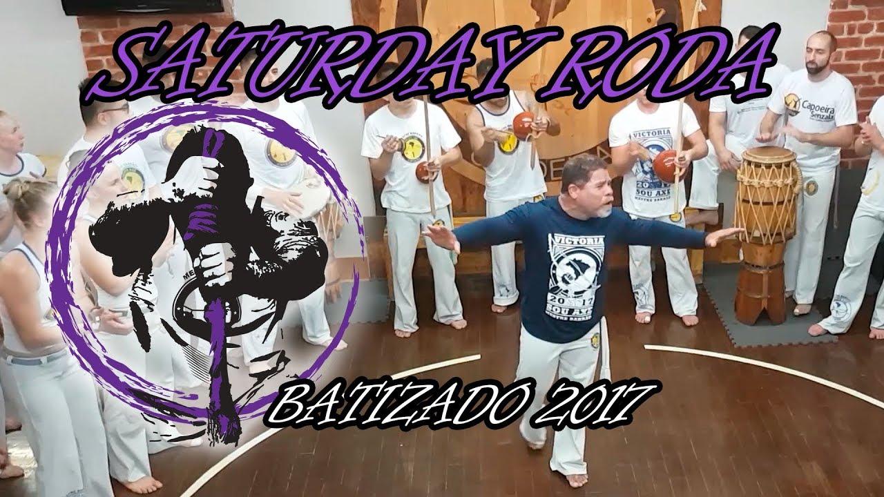 Saturday RODA | Axé Capoeira Toronto 2017 Batizado