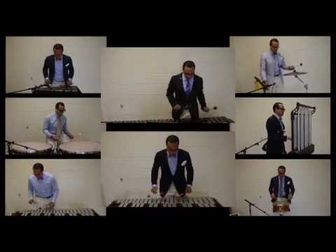 Drew Tucker - Percussion.  Sing To Jehovah Song #101 Making Known Kingdom Truth