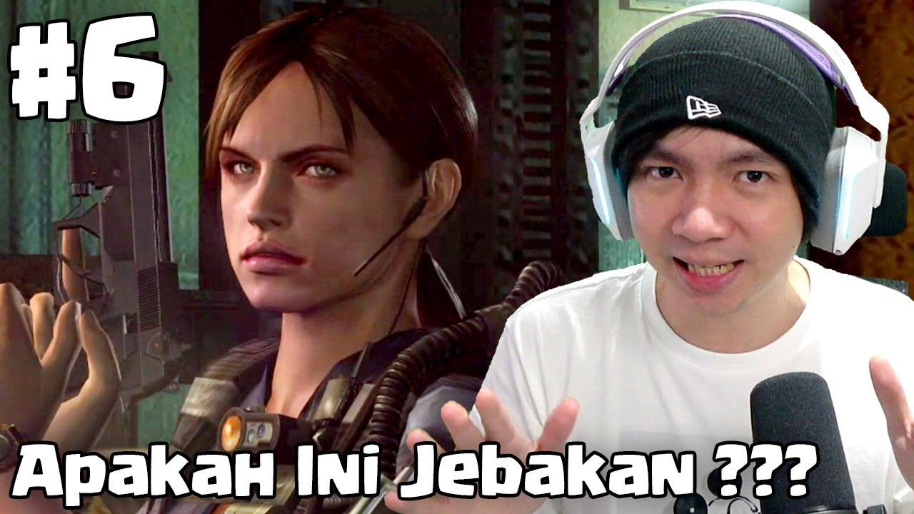 Apakah Ini Jebakan ??? - Resident Evil Revelations Indonesia - Part 6