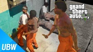 울산큰고래' GTA의 교도소 생활은 어떤 모습일까? 현실 감옥 모드 GTA 5 PC : PRISON LIFE MOD [DOWNLOAD & GAMEPLAY]