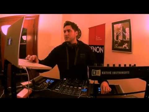 ANGEL HEREDIA - DESALIA MUSIC DJ TALENT 2015