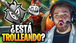 CUANDO PICKEAN PANTHEON en un EU vs NA... | G2 vs FOX | Rift Rivals 2018 Highlights Español